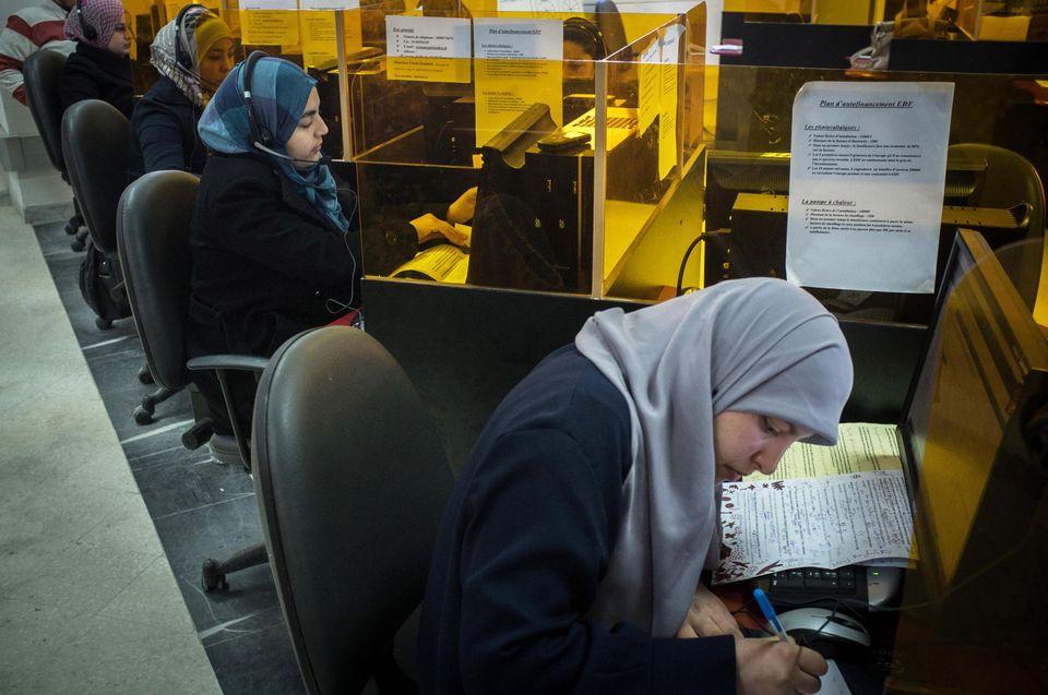 Centres d'appels : la Tunisie décroche