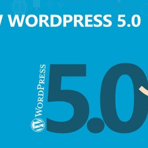 Mon retour d'expérience sur l'éditeur Gutenberg de WordPress 5.0