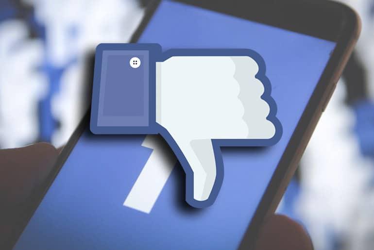 Panne Facebook : pas d'attaque liée à Anonymous selon le réseau social