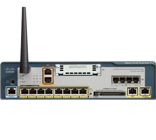 CISCO UC540W